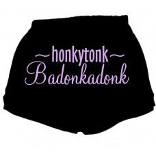 honkytonk badonkadonk - fitness shorts